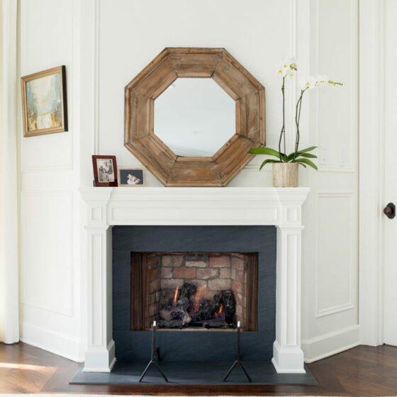 Manhattan Beach fireplace