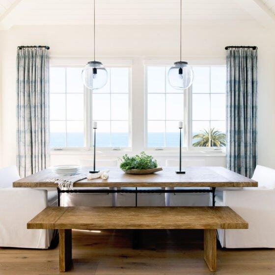 Manhattan Beach Dining room