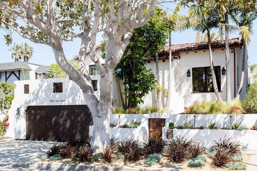 Mediterranean Cottage Beach House Style