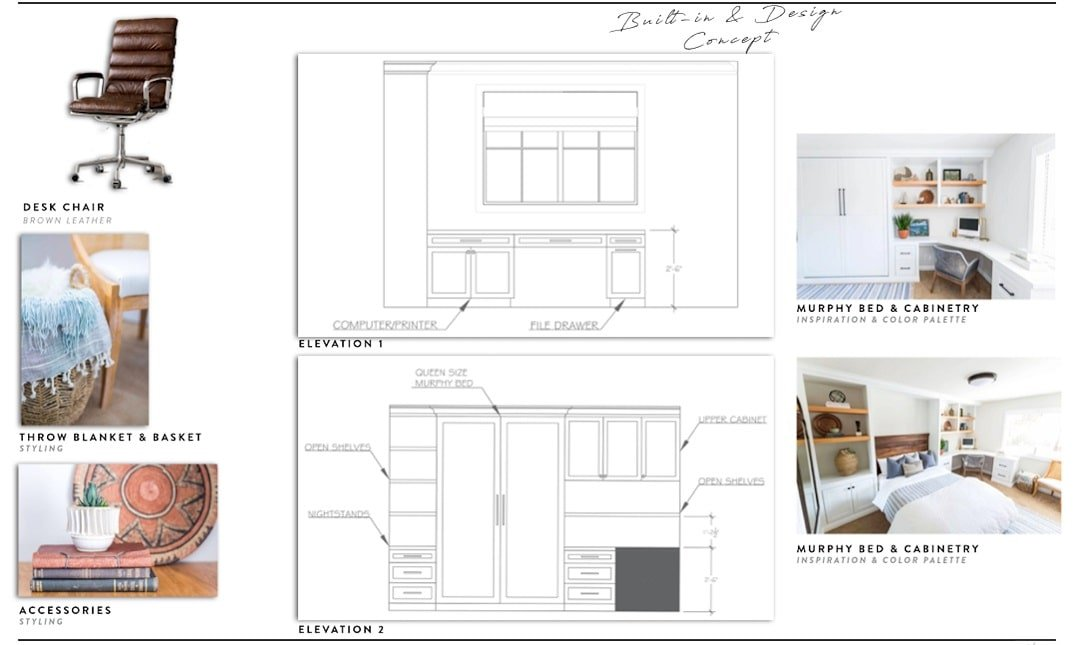 home office ideas blueprint