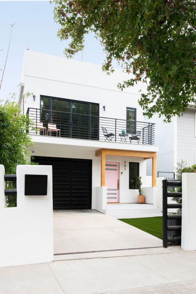California Builder Art Deco Beach House