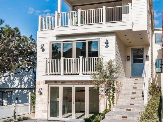 California home manhattan beach luxury