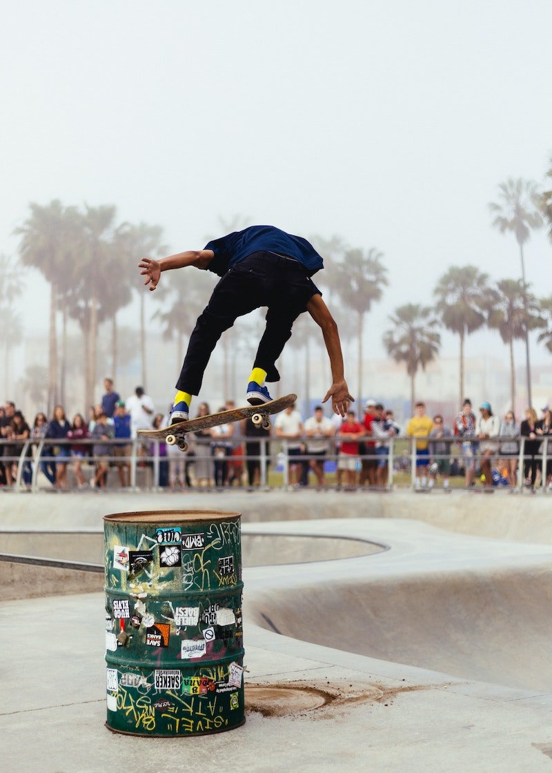 Venice beach subculture move to south bay